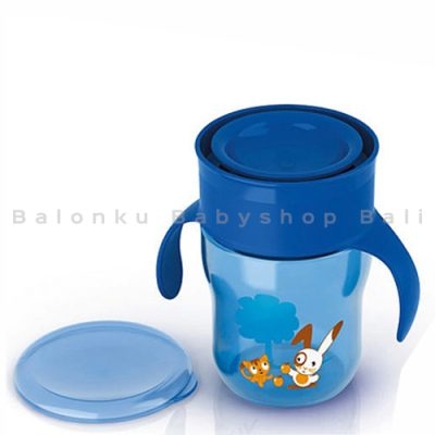 avent grown up cup 12m blue