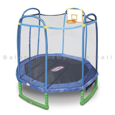 little tikes trampoline 10ft 1