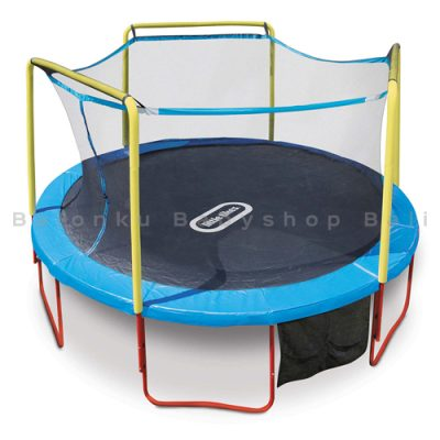 little tikes trampoline 10ft 6
