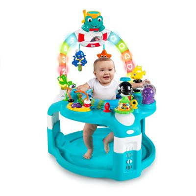 Baby Einstein 2in1 Light & Sea Activity Center & Saucer