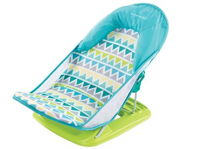 Summer Deluxe Baby Bather Green
