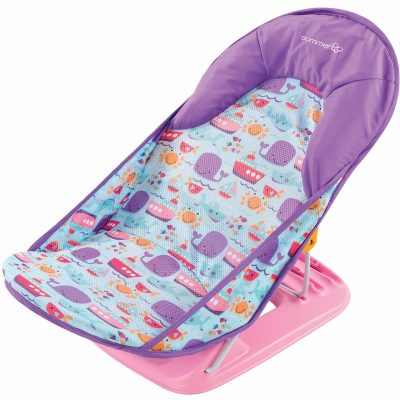 Summer Deluxe Baby Bather Purple