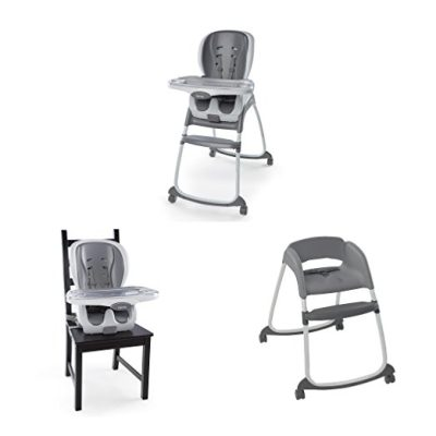 Highchair Ingenuity 3IN1 Smartclean Slate 10400