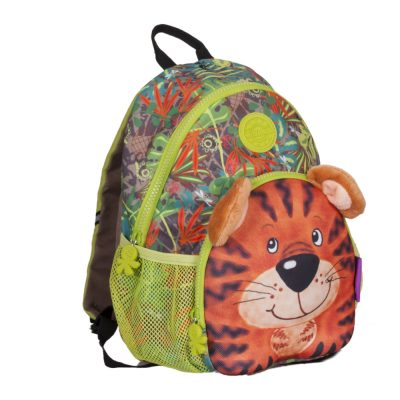 Wildpack Junior Backpack Tiger 86001