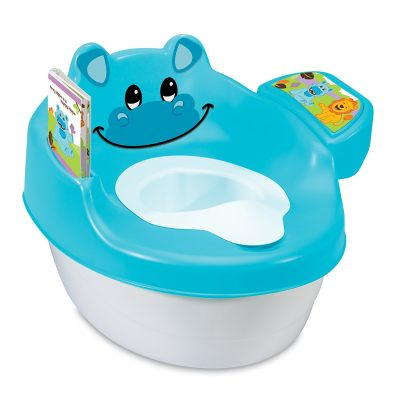 3in1 Hippo Tales Potty