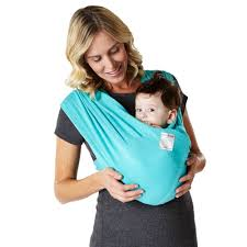 Baby Carrier Breeze Teal (1)