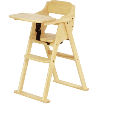 high chair Nico Folding Natural (1)