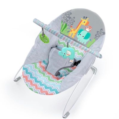 Giggle & Safari Vibrating Bouncer