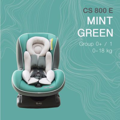 Carseat CS 800 E Mint Green