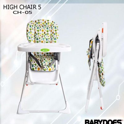 Highchair CH 05 Green