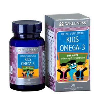 Kids Omega 3 30softgel