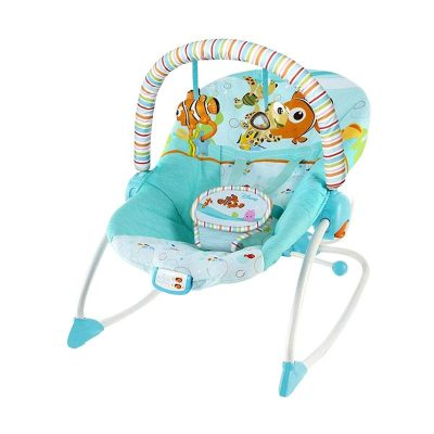 Nemo Friends Infant To Toddler Rocker