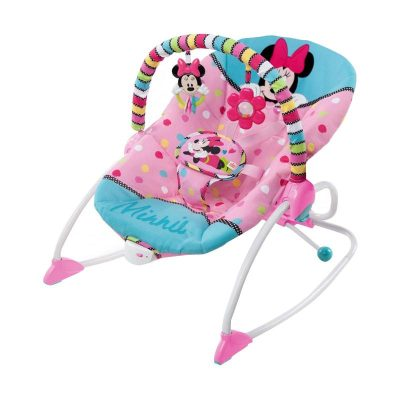 Peek a boo Infant To toddler rocker