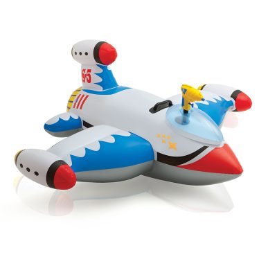 Water Gun Spaceship Ride