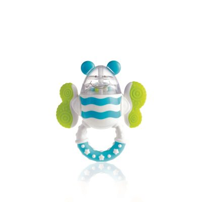 Bumble bee Rattle (1)