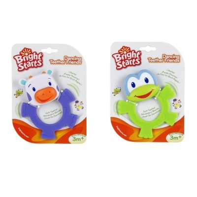 Dancing Teether Friends (4)