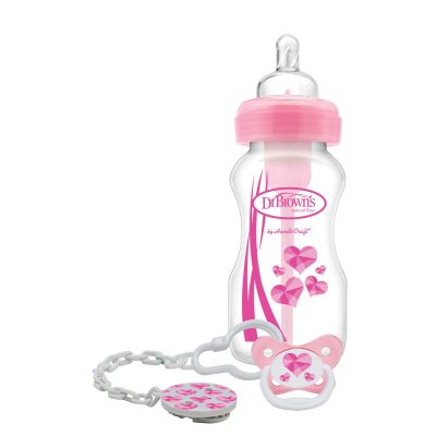 Bottle Options Gift Set (Pink & Blue) 1