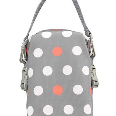 Bottle Tote Polkadot AC016 (1)