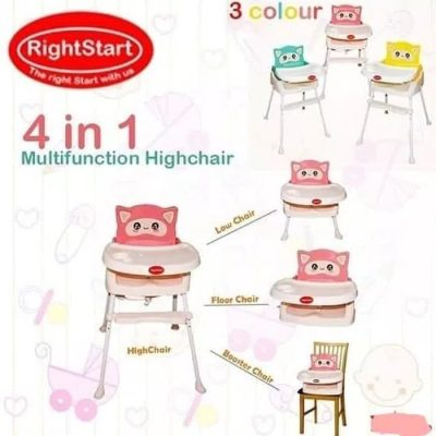 Right_Start_4in1_Multifunction_Highchair2
