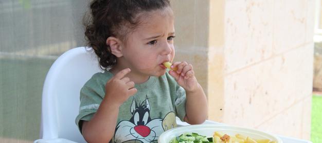 Tips Menyiasati Si Kecil yang Susah Makan